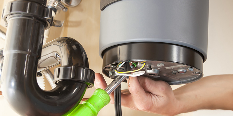 Garbage Disposals Are Possibly The Most Misused Kitchen Appliances. People  Often Dump Large Amounts Of Waste Food Into Them With The Result That The  ...
